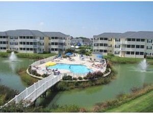 The Palms Rental Condo at Rehoboth Beach